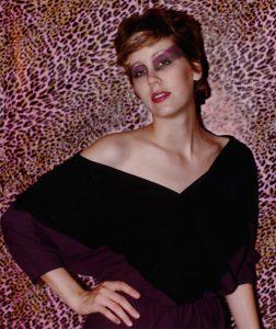 80s Club Girl