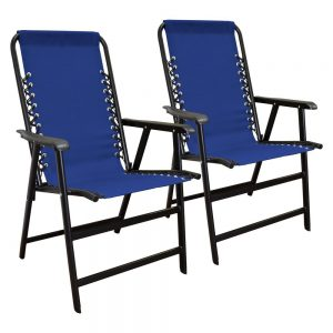 Outdoor Suspension Folding Chair